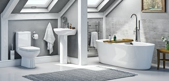 Phenomenal How Much Should You Pay To Have A Bathroom Fitted Home Interior And Landscaping Ologienasavecom