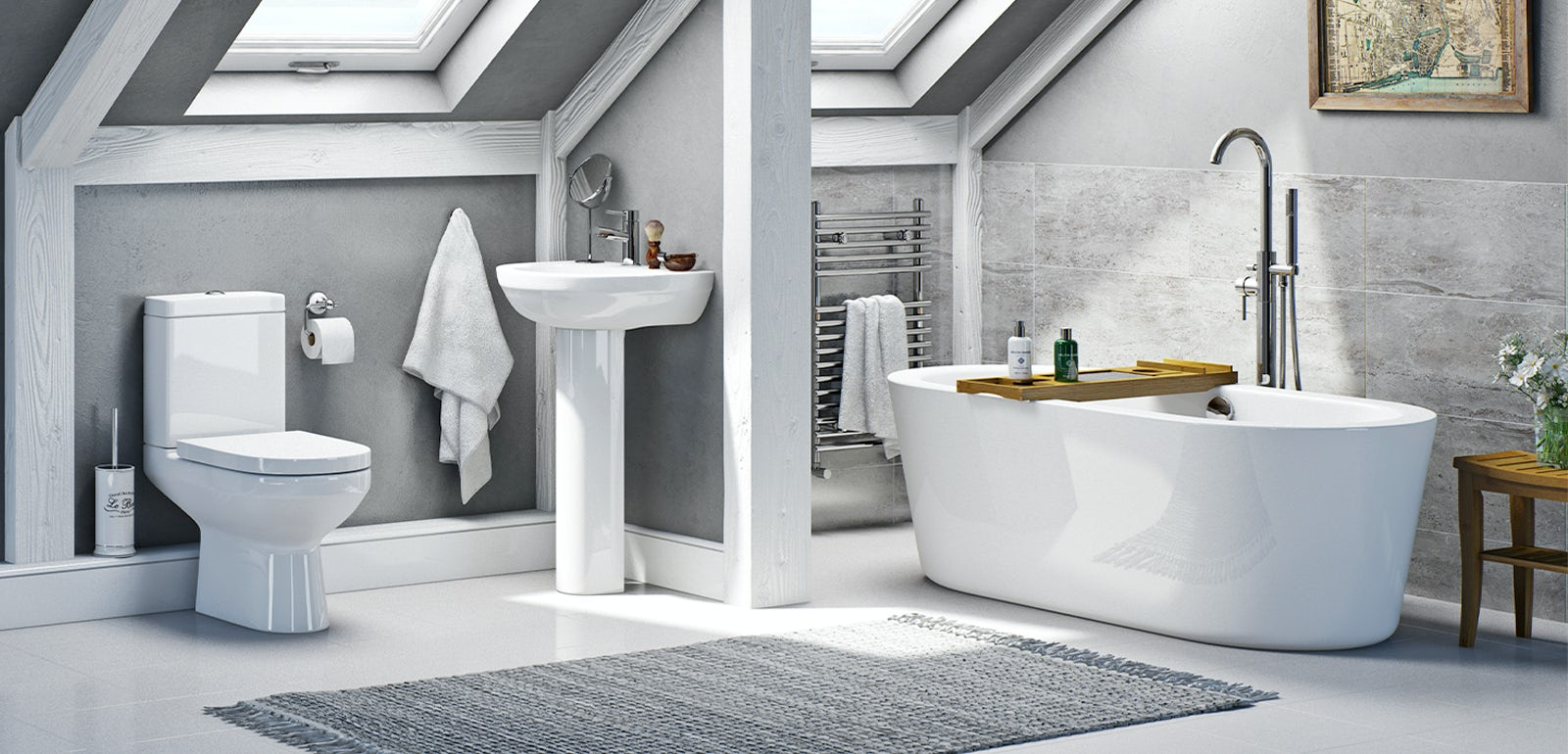 How much should you pay to have a bathroom fitted ...