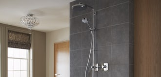 5 reasons why a dual outlet shower is a great choice
