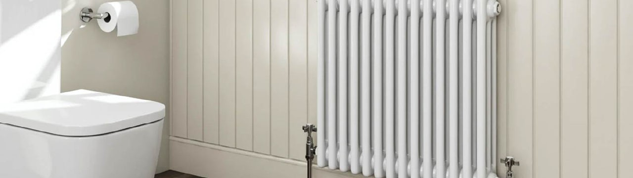 What type of paint is best for radiators?