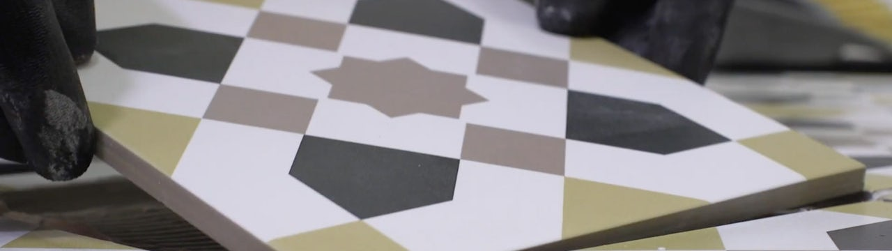 Modern Fixes: How to replace a damaged tile