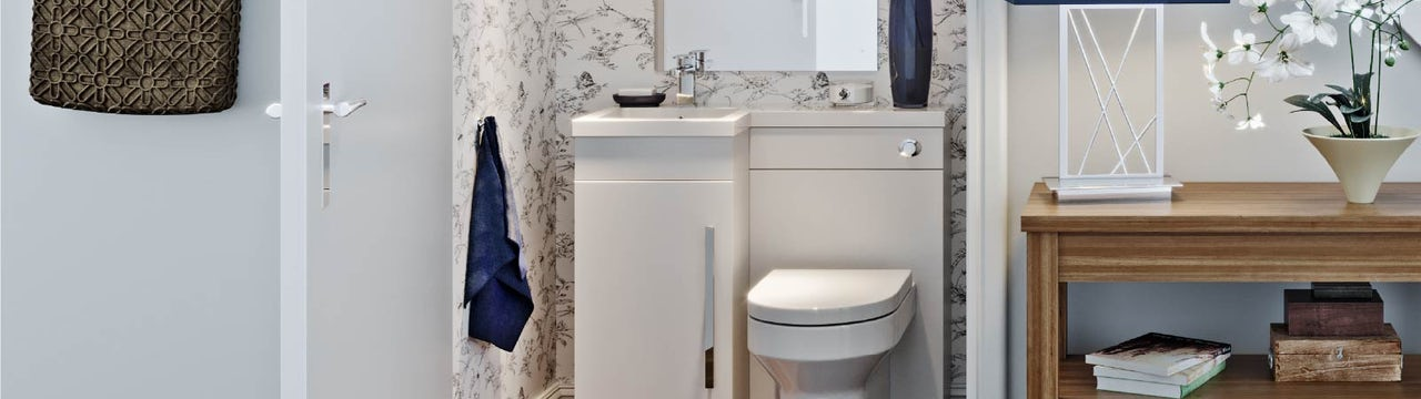 How much does it cost to fit a cloakroom?