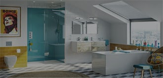 Bathroom ideas: New Retro part 1