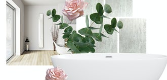 Fall in love with your bathroom again