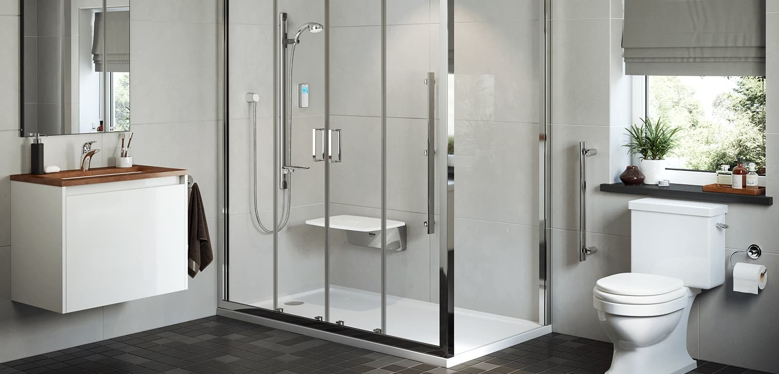 Expert advice: Mira's shower enclosure buying guide