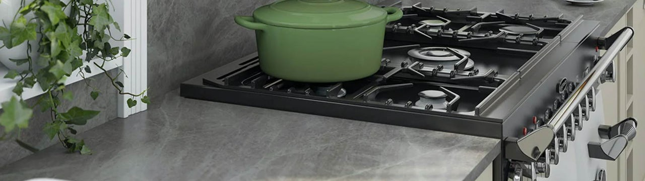 How to cut kitchen worktops