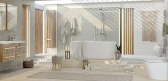 Bathroom ideas: Pure Harmony
