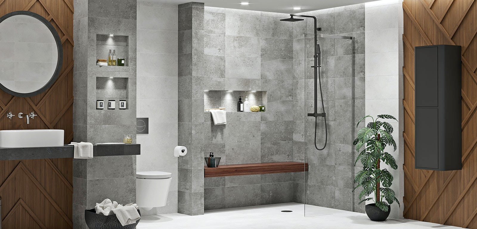 5 Reasons Why A Wet Room Is A Great Bathroom Option Victoriaplum