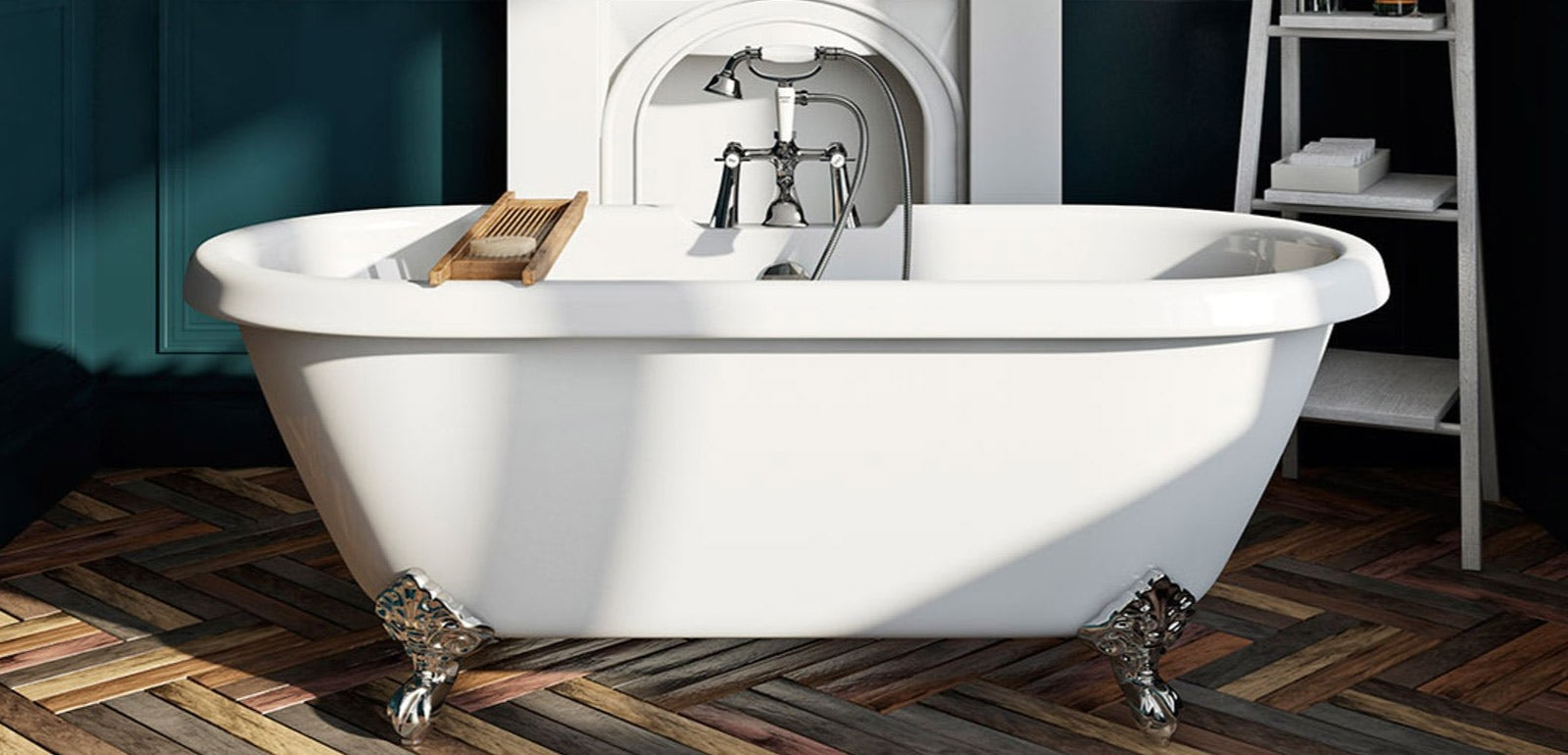 Immerse yourself in the history of baths