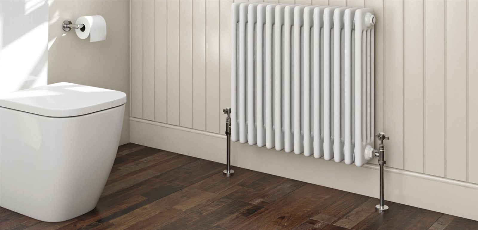 Spreading warmth around the world: The history of the radiator