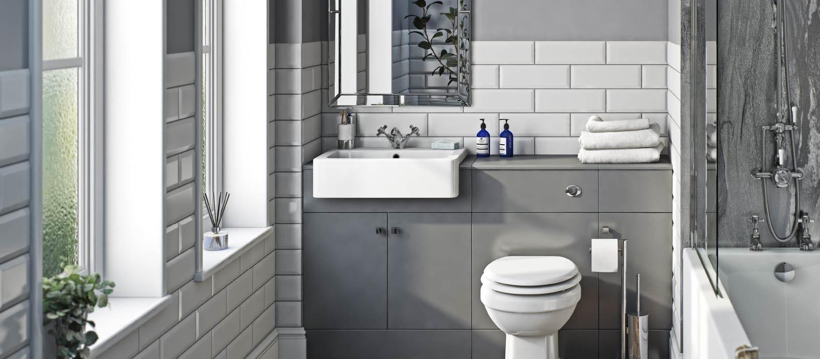5 stylish bathroom furniture ideas for 2021 | VictoriaPlum.com