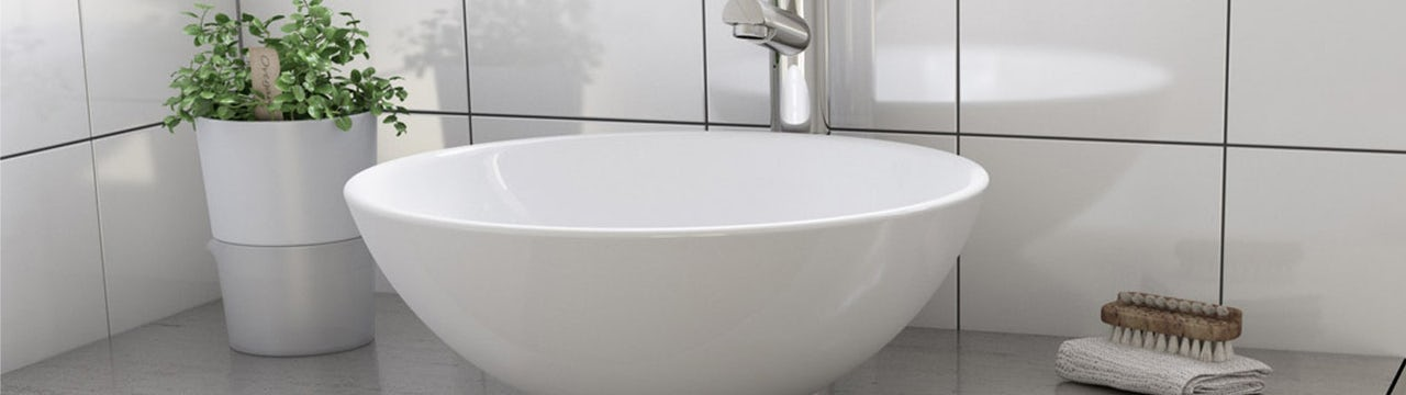 How is a basin made? We go behind the scenes…