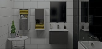 New bathroom furniture for 2018
