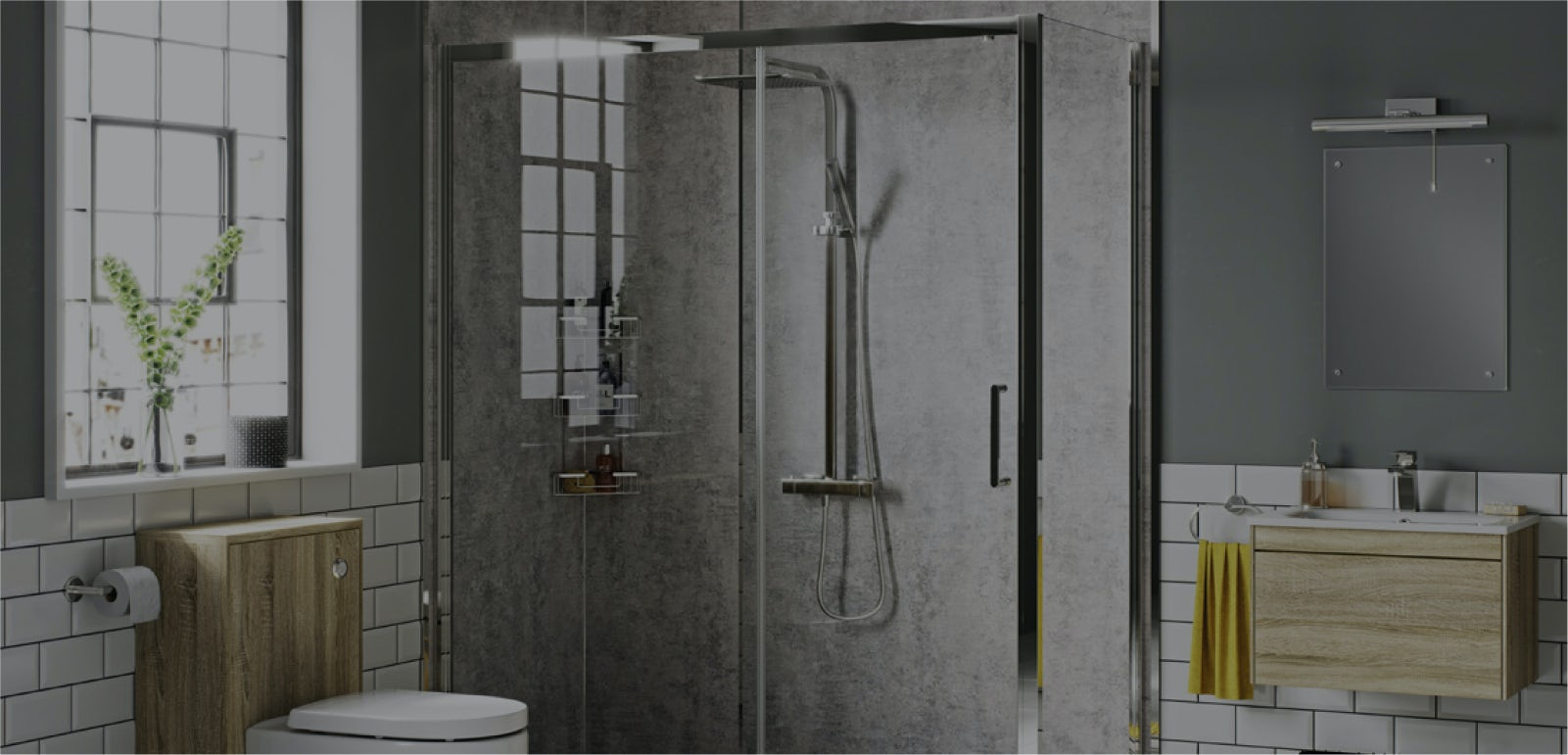 Easy Switches: Replacing your bath with a shower