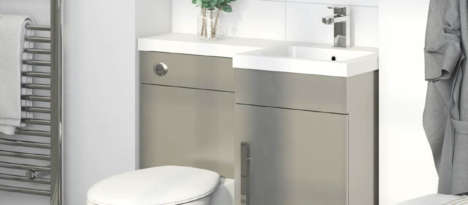 Clever Small Toilet Ideas, Small Bathroom Toilets