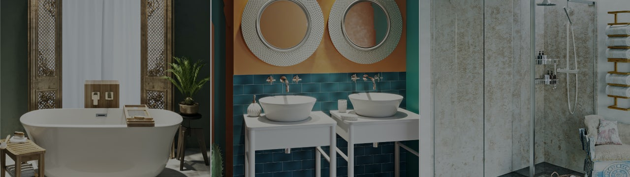 Bathroom Ideas: Go Global buying guide