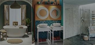 Bathroom Ideas: Go Global buying guide