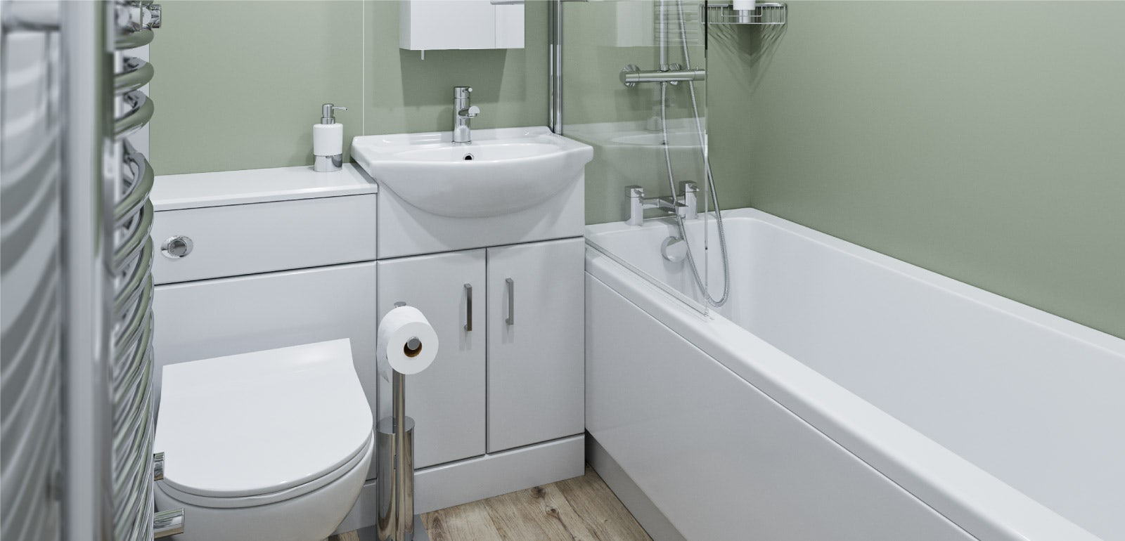 Small Spaces: How small can you go with your bathroom?