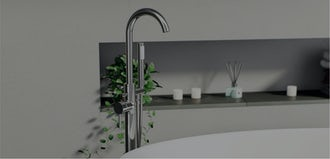 5 head-turning bathroom tap ideas for 2019