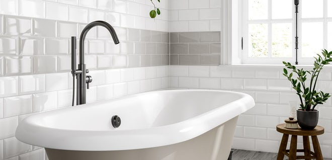 5 things to consider when choosing your bathroom tiles