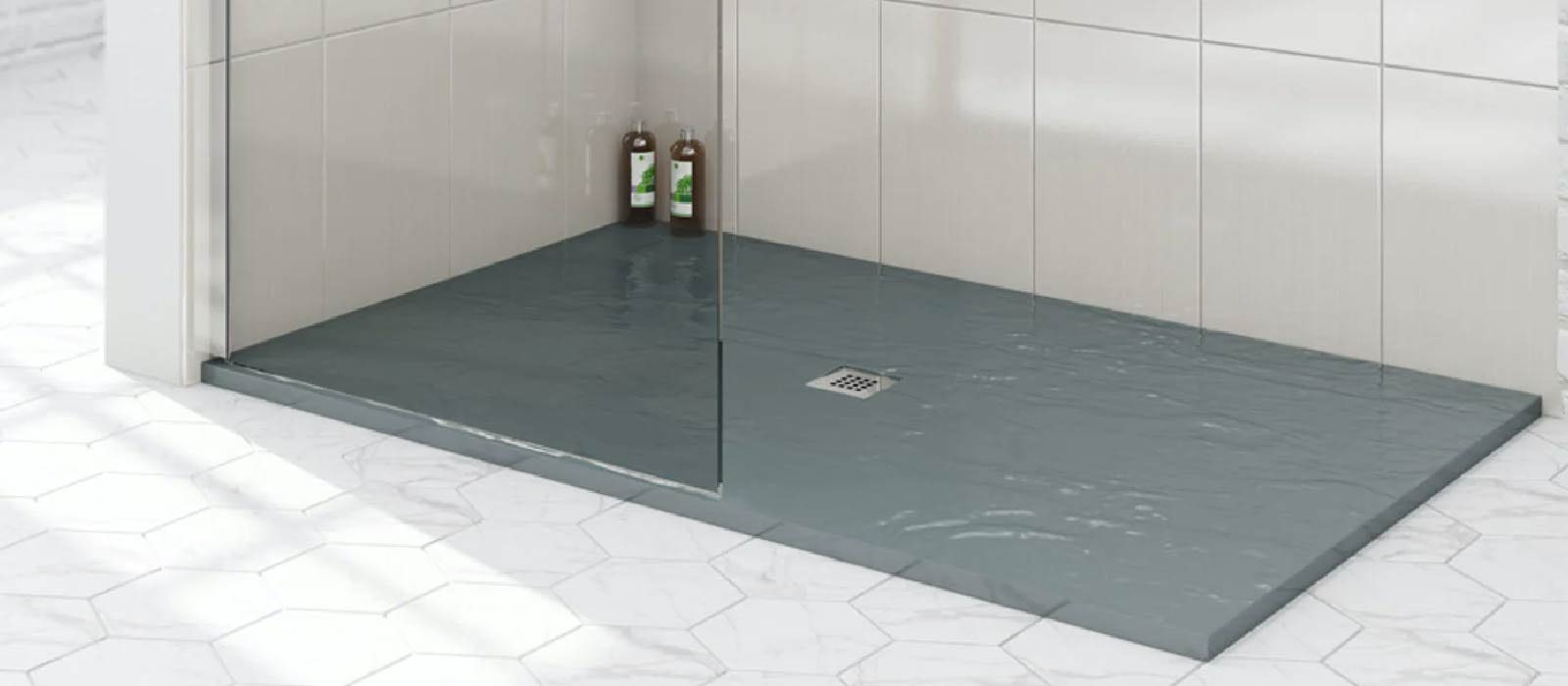 Shower Waste Trap Ing Guide, How To Tile Around A Waste Pipe Look Like