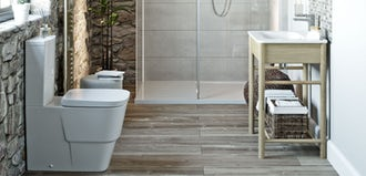 Bathroom ideas: Refined Rustic part 2