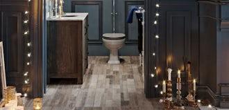 Bathroom Ideas: Enchanted Winter part 2