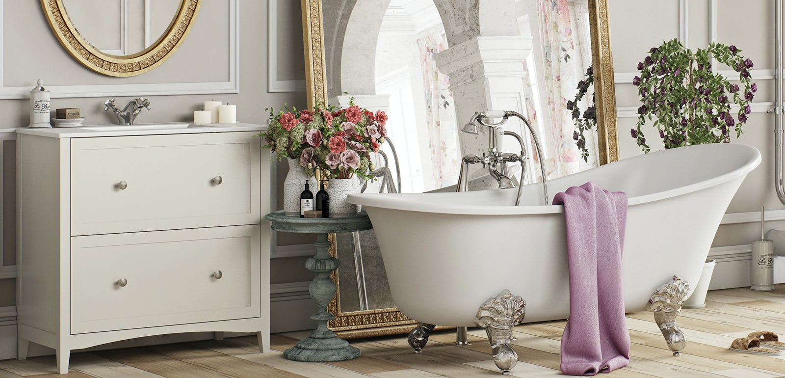 13 easy ways to accessorise your bathroom
