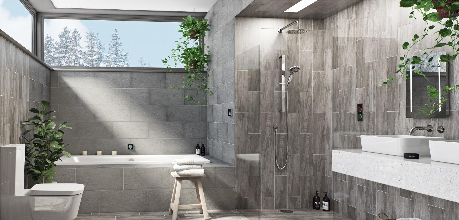 Bathroom Plant Ideas Victoriaplum Com