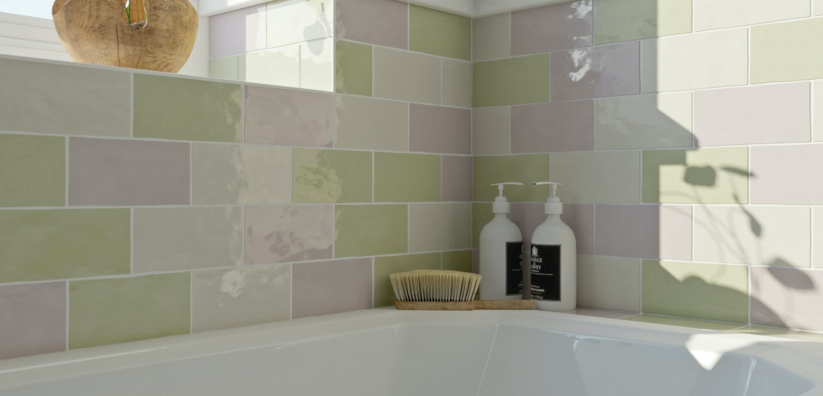 Introducing the Laura Ashley tile collection