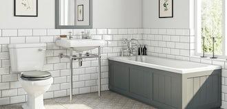 5 beautiful bathroom suite ideas for 2019
