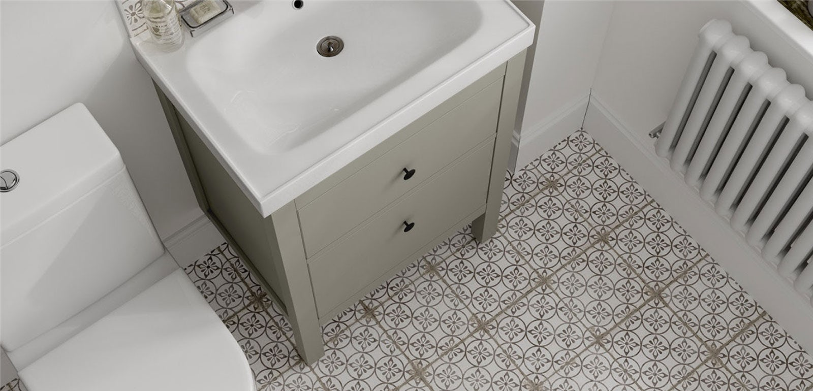 10 Small Bathroom Tile Ideas Victoriaplum