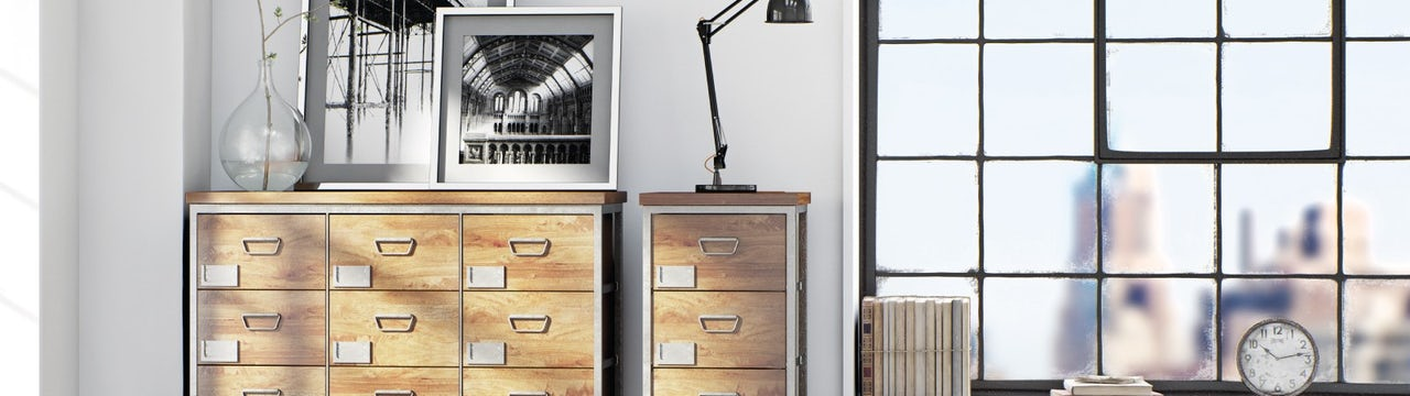 Make industrial style work for you