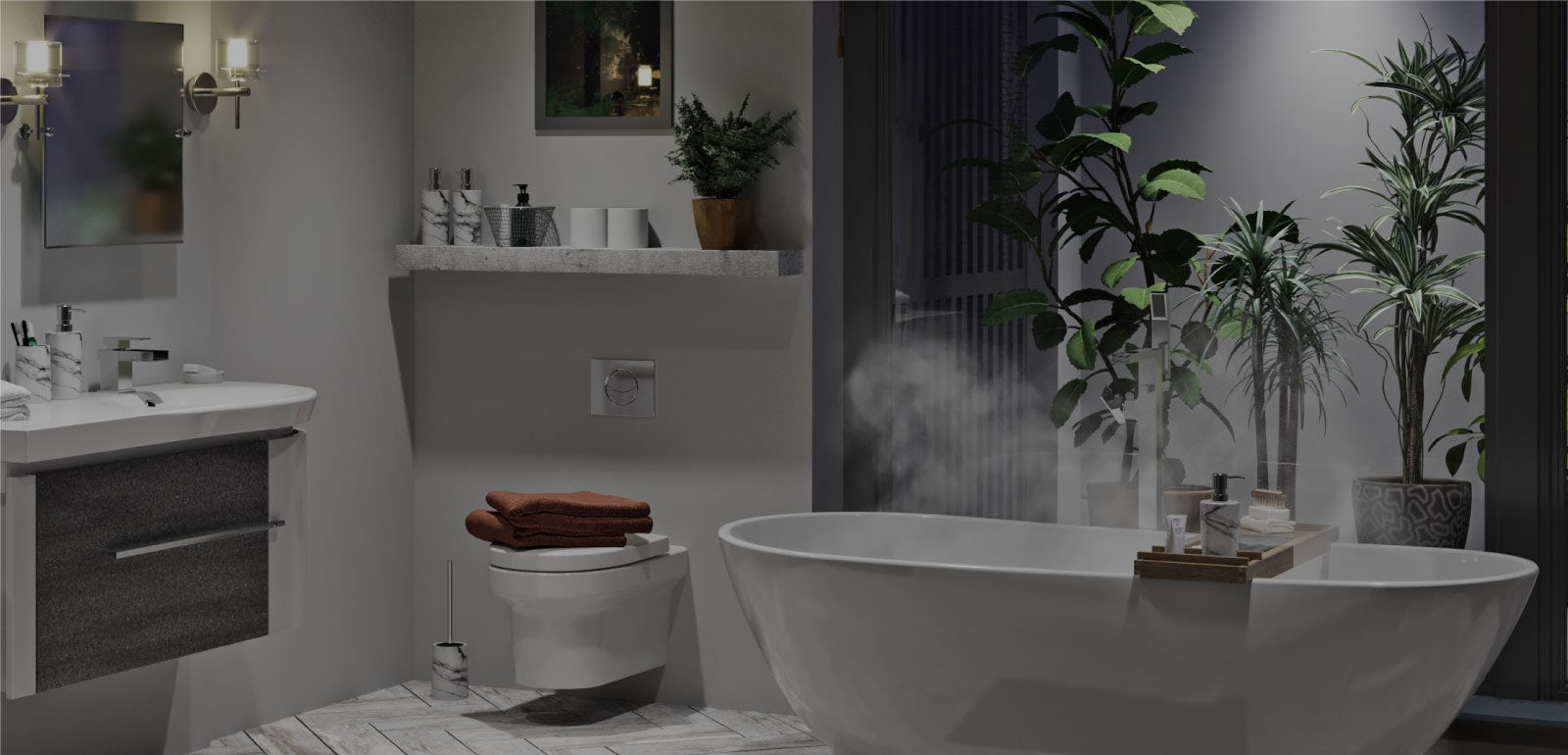 Bathroom Ideas: Natural Elements part 4