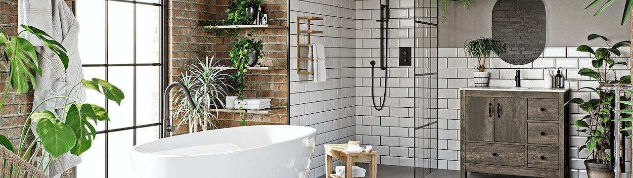 Bathroom Trends: Tropical Spa