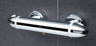 Expert guide: How to fit a bar shower valve from Mira Showers