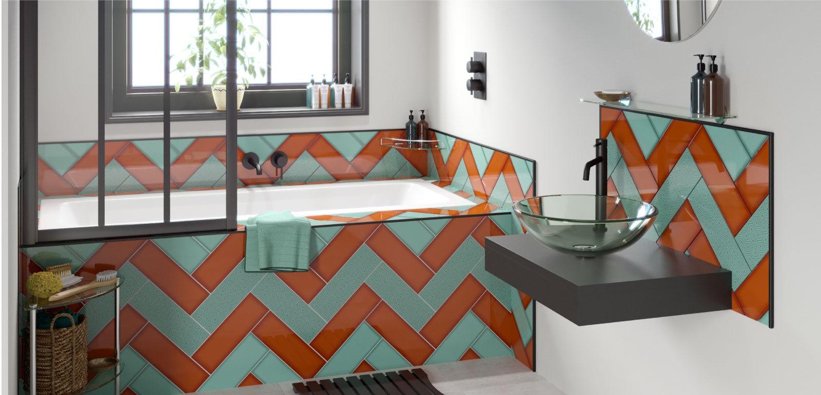 Bathroom Ideas: Maximalism