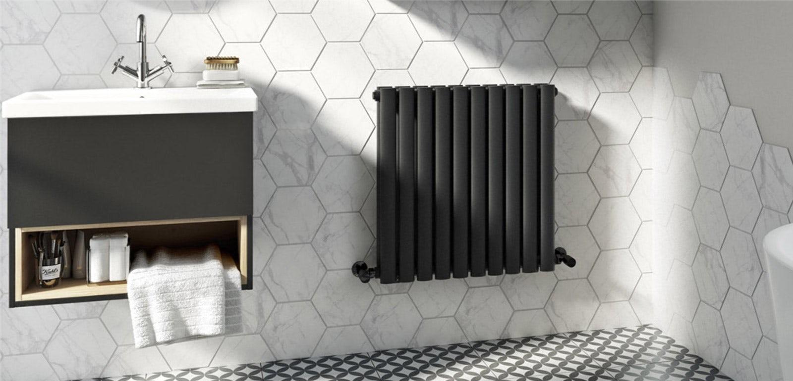 Bathroom radiators buying guide