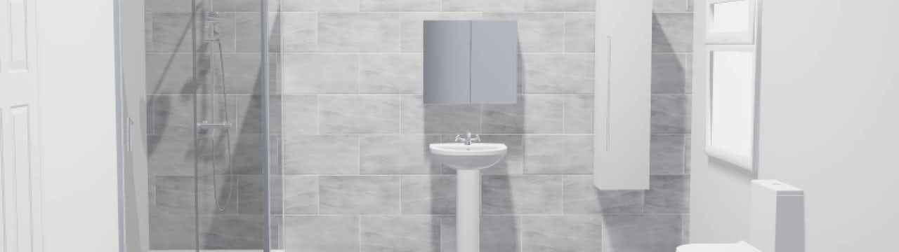 How to use our 3D bathroom planner