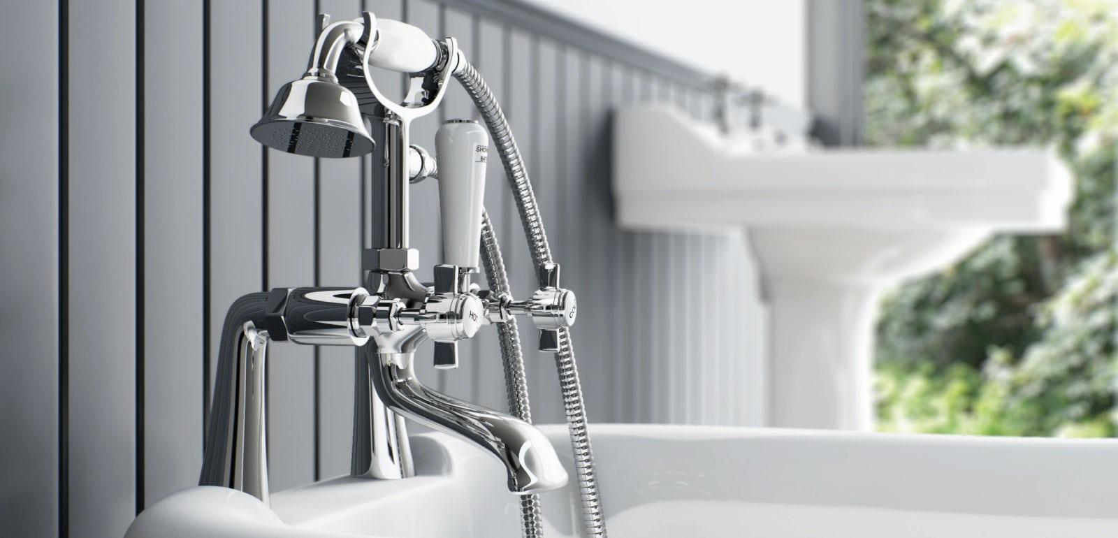 5 bath shower mixer taps for beautiful bathrooms