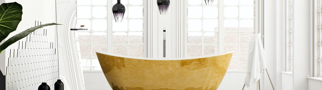 4 bold and beautiful bathroom styles
