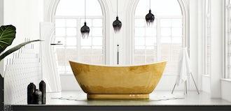 4 bold and beautiful bathroom styles