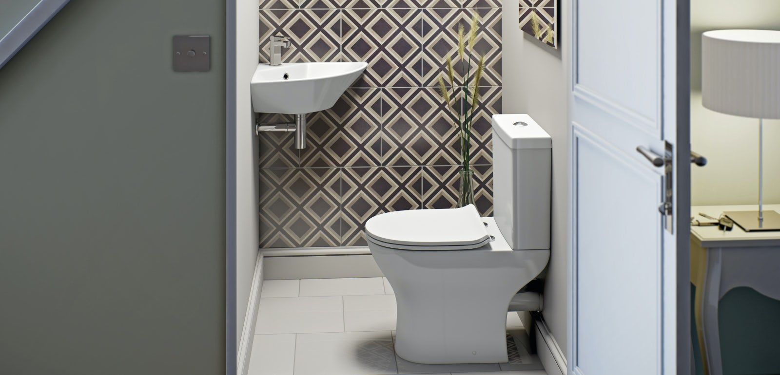 Small Spaces: Get your cloakroom ready for Christmas guests