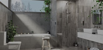 Save water, save the world with these eco bathroom ideas