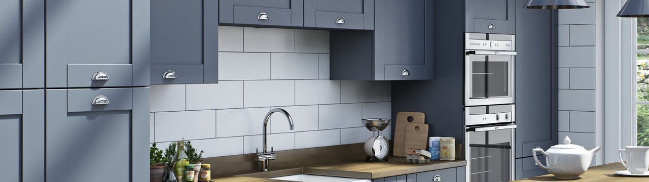 How to organise your kitchen cupboards