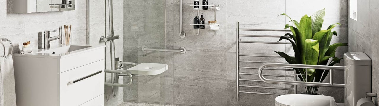 4 stylish accessible bathroom ideas for 2021