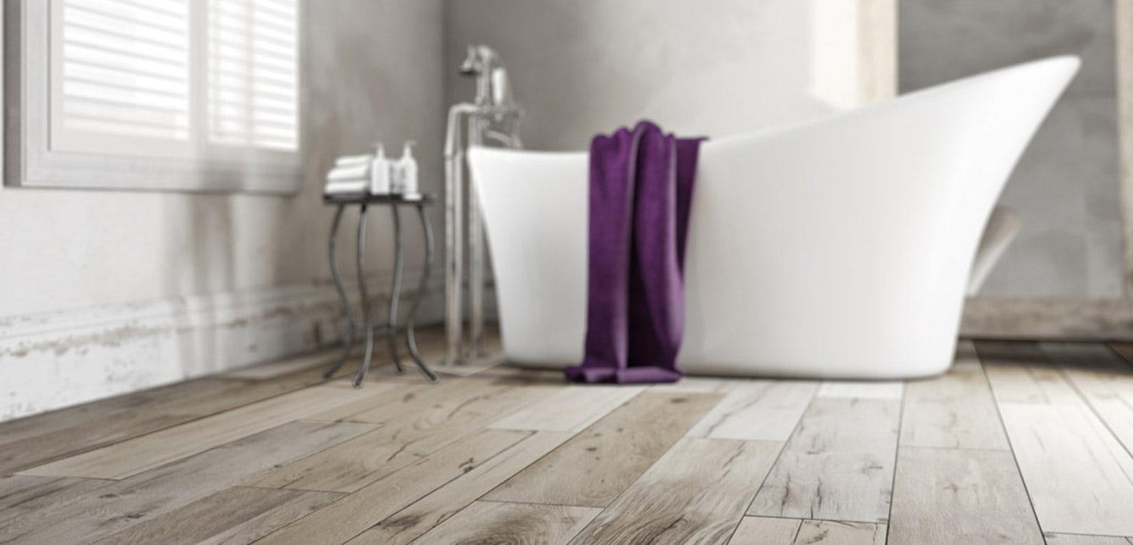 Bathroom flooring buying guide