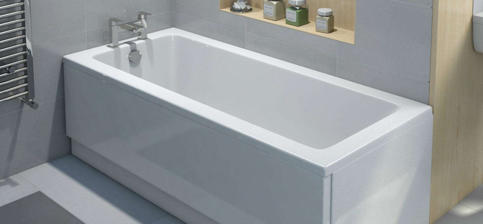 Beau Acrylic Baths V Steel Baths U2013 Which Is Right For Me?