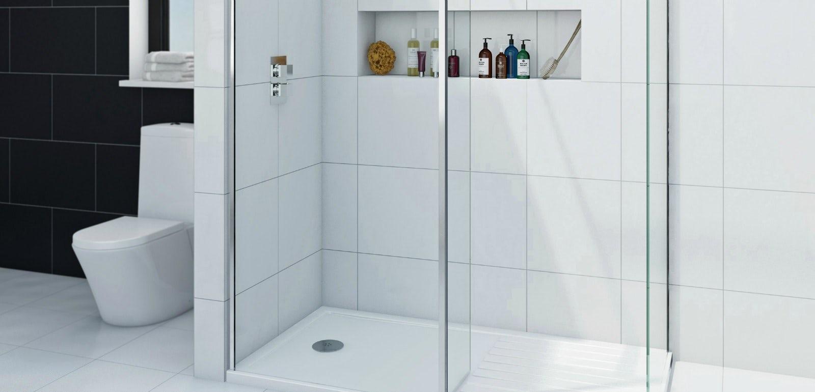 Create Your Bachelor Pad Bathroom | VictoriaPlum.com