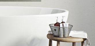 Create a detox bath for the morning after the Christmas party